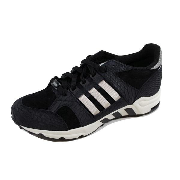 Adidas Men's Equipment Running Cushion Black/Metallic Silver S79123