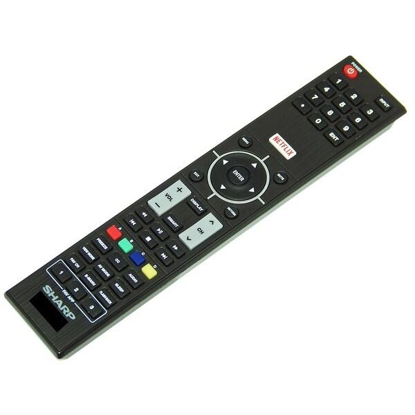 OEM Sharp Remote Control Originally Shipped With: LC-60LE644U, LC60LE644U