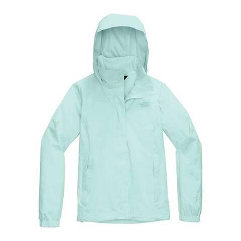 The North Face Women's Resolve 2 Jacket Moonlight Jade