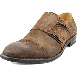 Kenneth Cole NY Beat The System Square Toe Leather Oxford