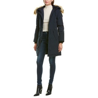 Link to Sam Edelman 3/4 Hooded Parka Similar Items in Women's Outerwear