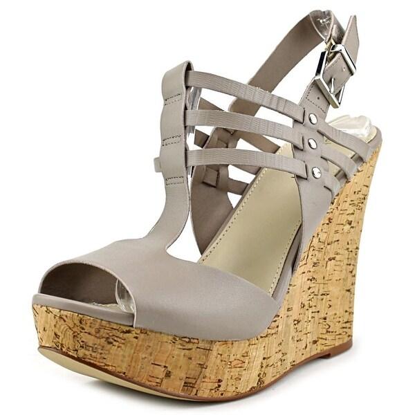 ShoeMint Farah Women Taupe Sandals
