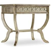 Hooker Furniture 5413-90015 32 Inch Long Hardwood End Table from the Sanctuary C
