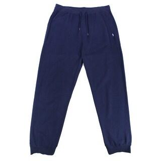Polo Ralph Lauren NEW Blue Mens Size 2XLT Big Tall Jogger Sweat Pants