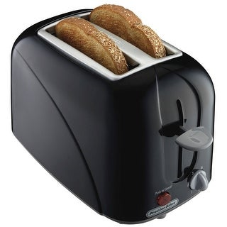Proctor Silex 22210 Electric 2-Slice Toaster, Black