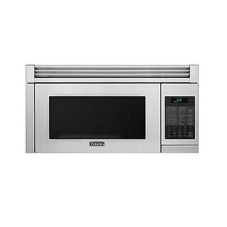 Viking RVMHC330 30 Inch Wide 1.1 Cu. Ft. Over-the-Range Microwave with Multiple Convection Modes