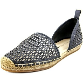 Via Spiga Bernadine Women Round Toe Leather Espadrille