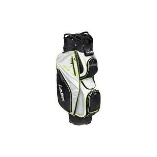 Tour edge golf ubahkcb05 hl3 cart bag black silver lime