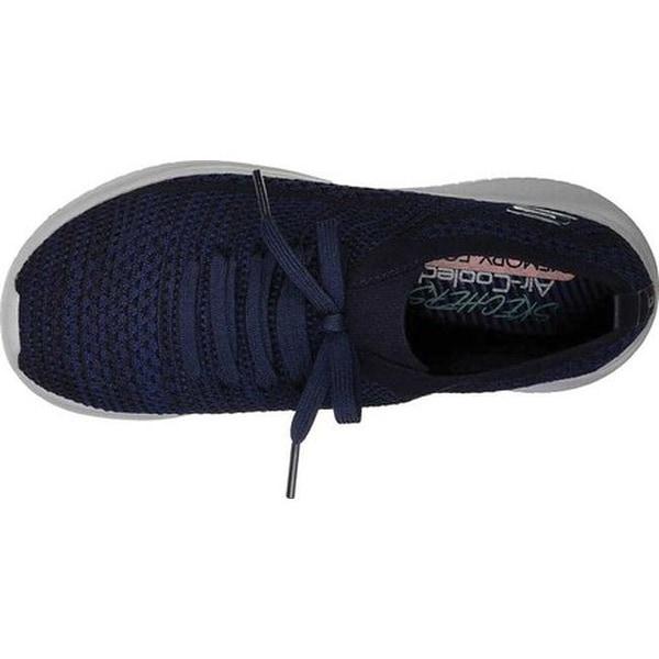 Ultra Flex Statements Sneaker Navy