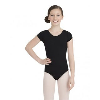 Capezio Short Sleeve Leotard (3 options available)