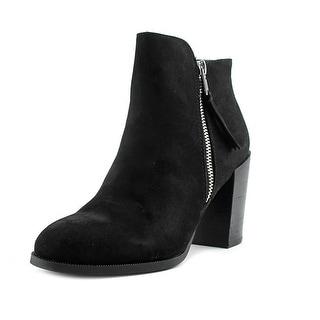 Madeline Girl Go Go Women  Round Toe Synthetic  Ankle Boot