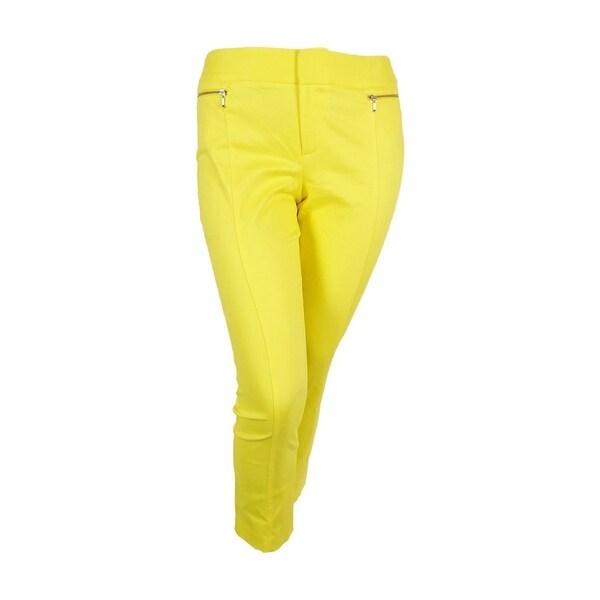 INC International Concepts Women's Regular Fit Dressed Pants