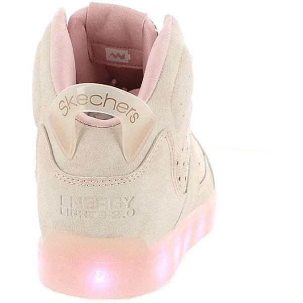 Skechers Kids Energy E-pro Show Stopper 90612l Lights Little Big