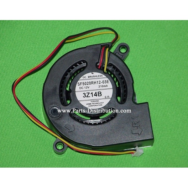 Projector Fan: SF5020RH12-03E OEM Part NEW NEW L@@K