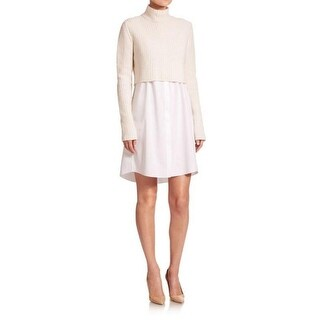 Elie Tahari Raleigh White Sweater Dress (3 options available)