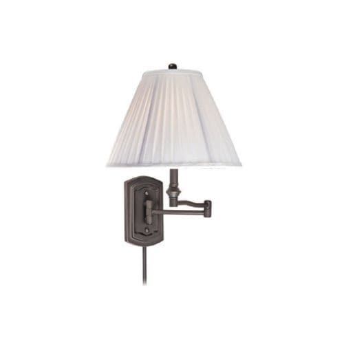 Vaxcel Lighting SW-WLS002 Swing Arm 1 Light Swing Arm Wall Sconce