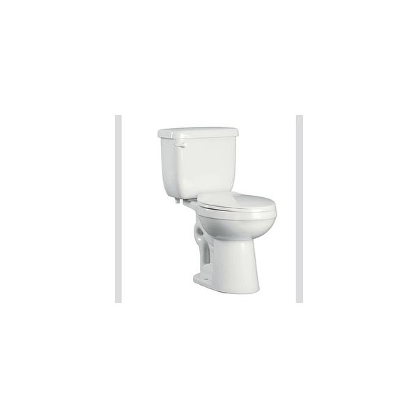 ProFlo PF5112M Toilet Tank Only - For Use with PF1401J Toilet Bowl - N/A