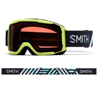 Smith Optics 2017/18 Youth Daredevil Goggle - Acid Squall Frame, RC36 Lens