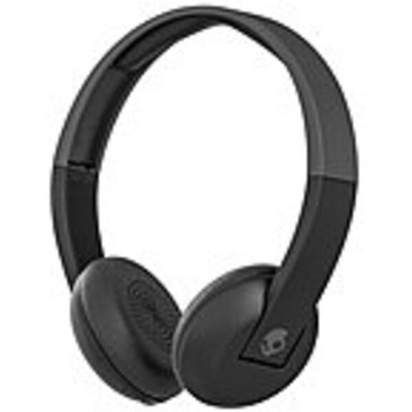 Skullcandy Uproar S5URHW-509 Wireless Headset - Stereo - Black, (Refurbished)