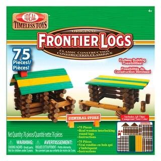 Frontier Logs 75 Pieces