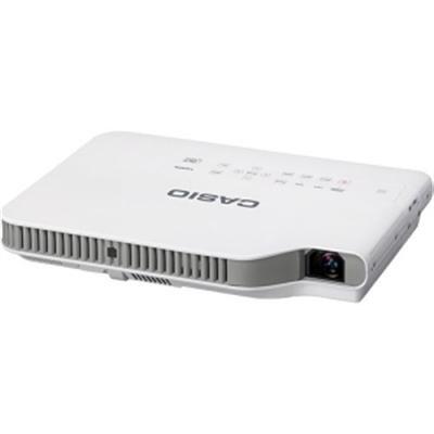Casio Xj-A242 1600 X 1200 Slim 2500 Lumens Dlp Projector, Wxga, White