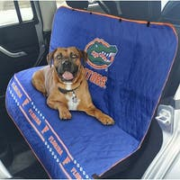 Pets First Collegiate Florida Gators Pet Car Seat Cover