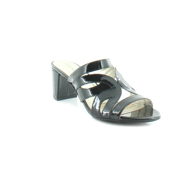 Karen Scott Daere Women's Sandals & Flip Flops Black