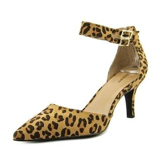 Style & Co Wandah   Pointed Toe Synthetic  Heels