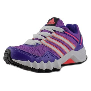 Adidas adifaito k Round Toe Synthetic Running Shoe