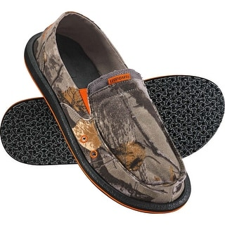 Legendary Whitetails Men's Big Game Field Camo Slip-On Shoe - big game field camo