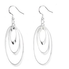 Vortex Sterling Silver Designer Earrings