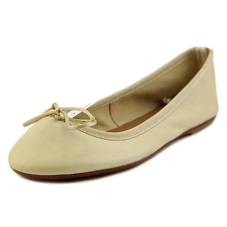 Anna Baiguera Annette   Round Toe Leather  Flats