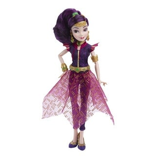 Disney Descendants Villain Genie Chic Doll: Mal - multi