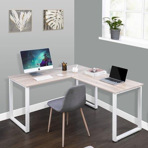 Home Office Furniture Modern L-shape Computer Desk