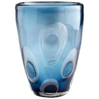 Cyan Design Large Royale Vase Royale 10.5 Inch Tall Glass Vase