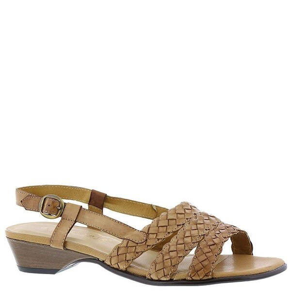 David Tate Womens dolce Open Toe Casual Slide Sandals