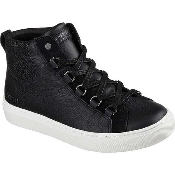 Skechers Side Street Core Set Hi 73581 WHT Womens sneakers