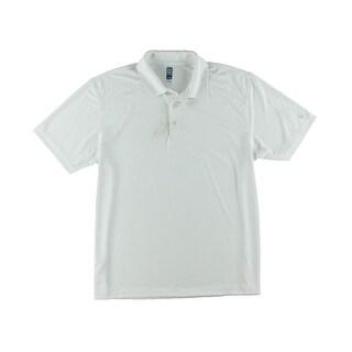 PGA Tour Mens Easy Care Airflux Polo
