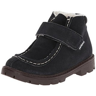 Pediped Jackie Infant Boys Suede Chukka Boots - 5.5