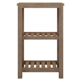 "Sagehill Designs TB2216ET Toby 22"" Vanity Side Cabinet Only"