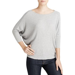 Velvet Womens Pullover Top Knit Pattern