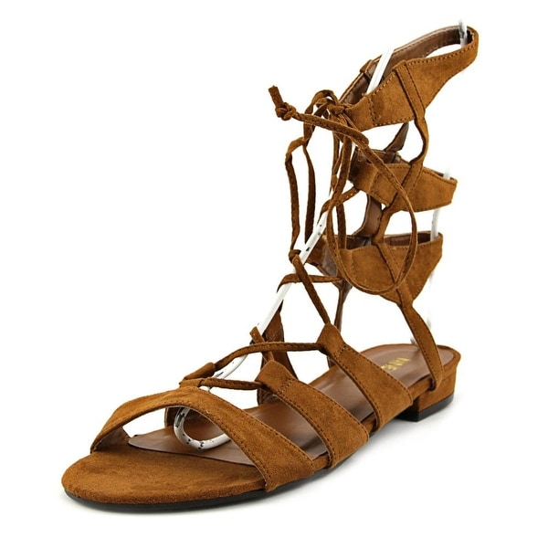 Nine West Alylou3y   Open Toe Canvas  Gladiator Sandal