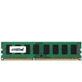 Crucial Memory CT16G3ERSLD4160B 16GB DDR3 1600 ECC.R 1.35V Dual Ranked x4 Retail