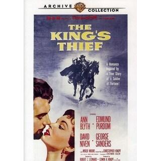 King's Thief (1955) [DVD]