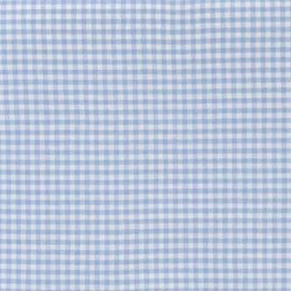 "Blue Gingham - Fabric Palette Precut 18""X21"""
