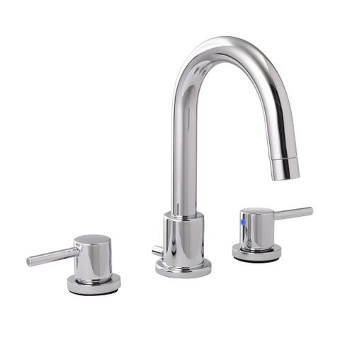 Jones Stephens 155925 Volos 1.2 GPM Widespread Bathroom Faucet with