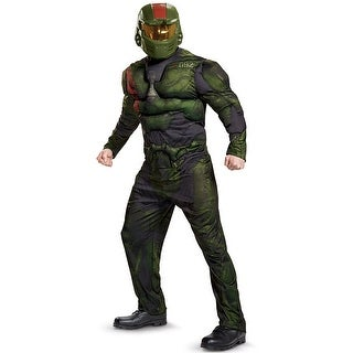 Disguise Halo Wars 2 Jerome Muscle Adult Costume - Multi