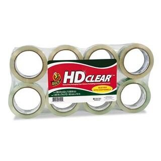 Duck 282195 Heavy-Duty Carton Packaging Tape, Clear