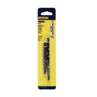 Hanson 53705 Spiral Screw Extractor & Drill Bit, #5