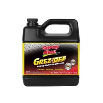 Spray Nine 22701 Heavy-Duty Degreaser, 128 Oz